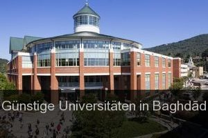 Günstige Universitäten in Baghdād