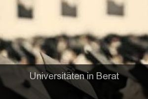 Universitäten in Berat (Stadt)