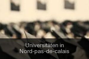 Universitäten in Nord-pas-de-calais