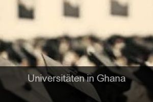 Universitäten in Ghana