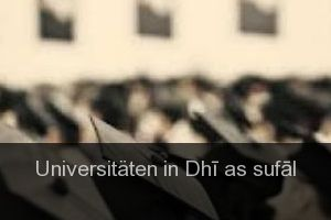 Universitäten in Dhī as sufāl (Stadt)