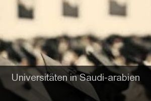 Universitäten in Saudi-arabien